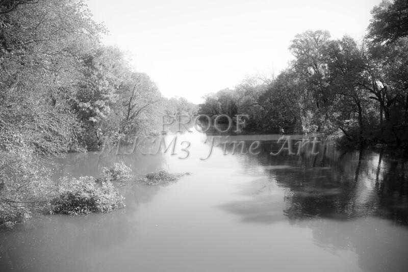 Sabine River Near Big Sandy Texas Photograph Fine Art Print 4085.03
