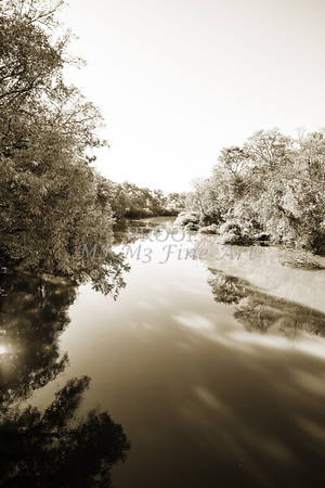 Sabine River Near Big Sandy Texas Photograph Fine Art Print 4108.01