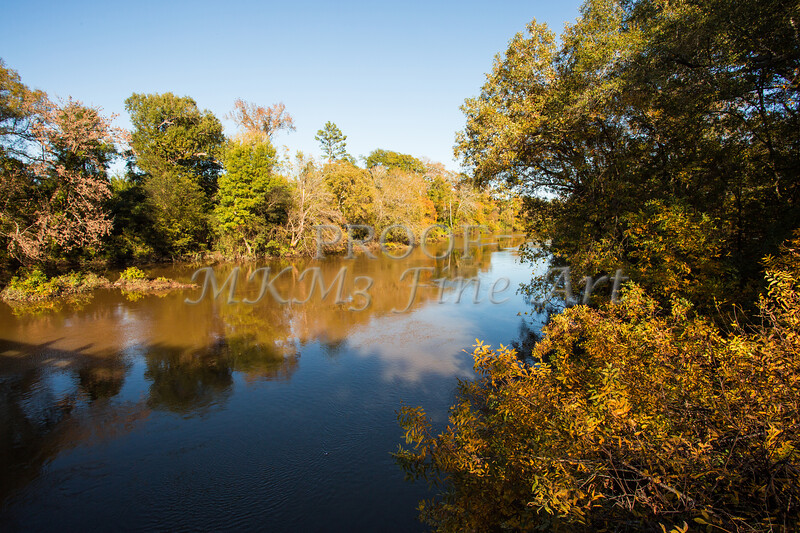 Sabine River Near Big Sandy Texas Photograph Fine Art Print 4110.02