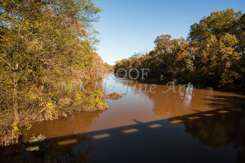 Sabine River Near Big Sandy Texas Photograph Fine Art Print 4112.02
