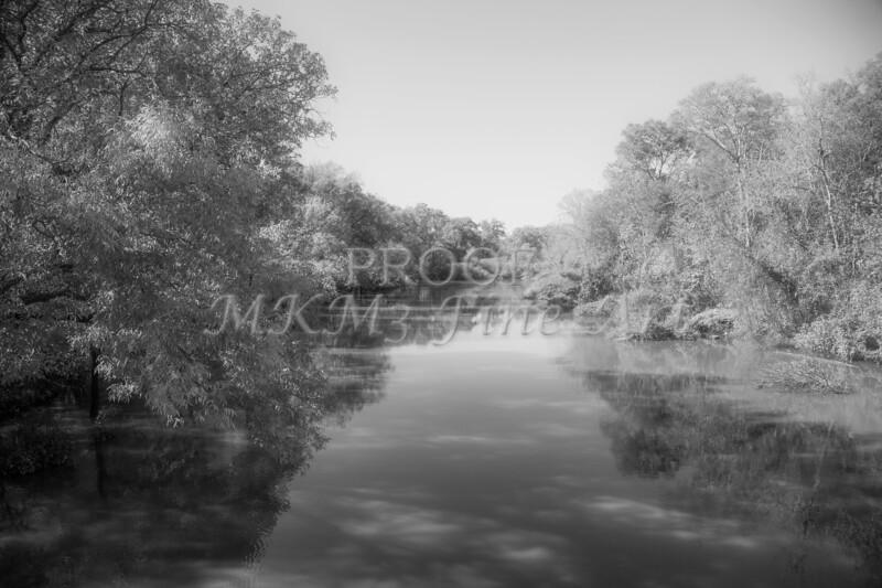 Sabine River Near Big Sandy Texas Photograph Fine Art Print 4088.03