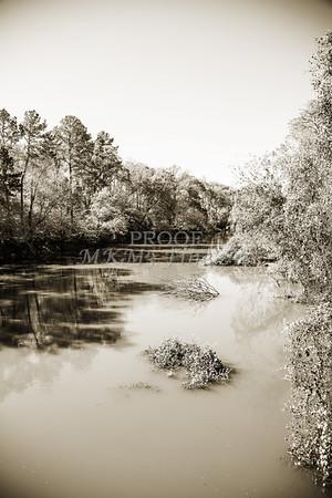 Sabine River Near Big Sandy Texas Photograph Fine Art Print 4083.01