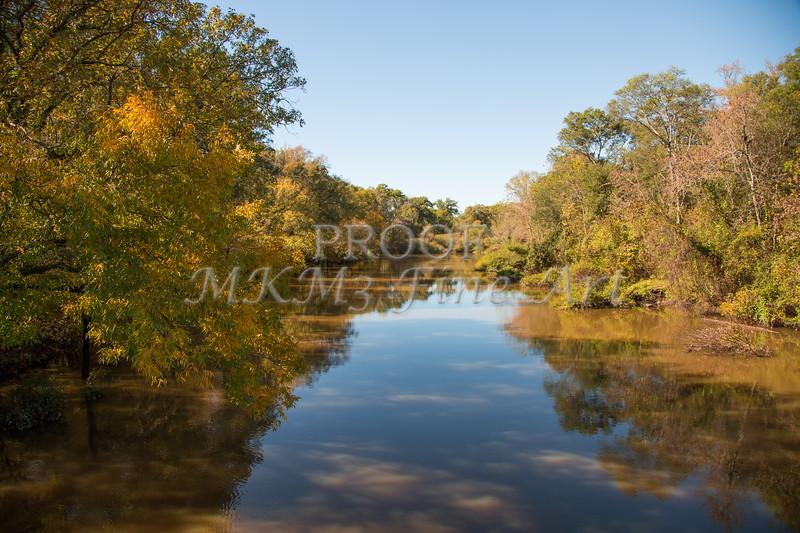 Sabine River Near Big Sandy Texas Photograph Fine Art Print 4087.02