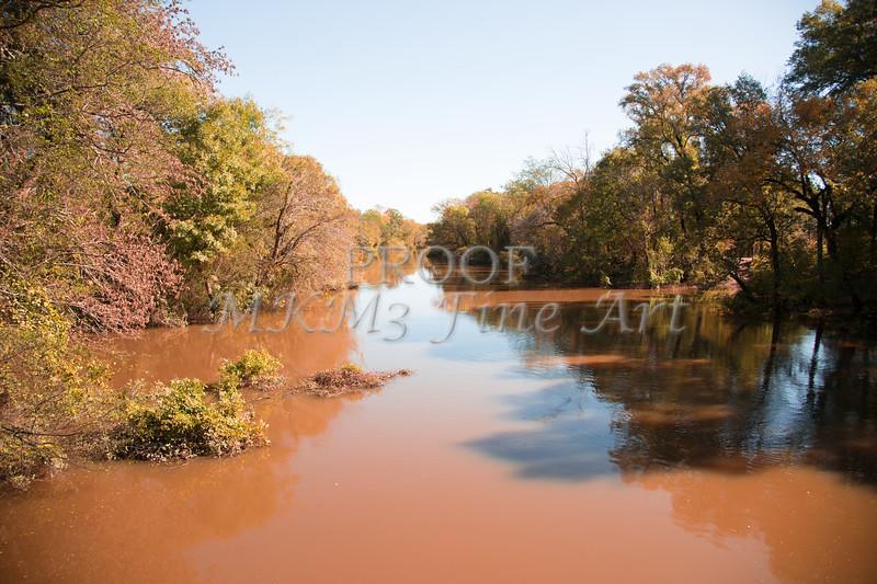 Sabine River Near Big Sandy Texas Photograph Fine Art Print 4084.02