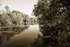 Sabine River Near Big Sandy Texas Photograph Fine Art Print 4092.01