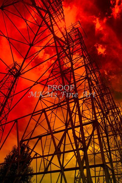 Red Sun Oil Well 1039.02