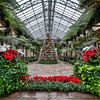 Longwood Flower Gardens Christmas Decorations 2016 - 02 Jan 2017