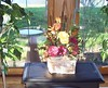 Fall dry arrangement