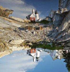 Reflection on Pemaquid