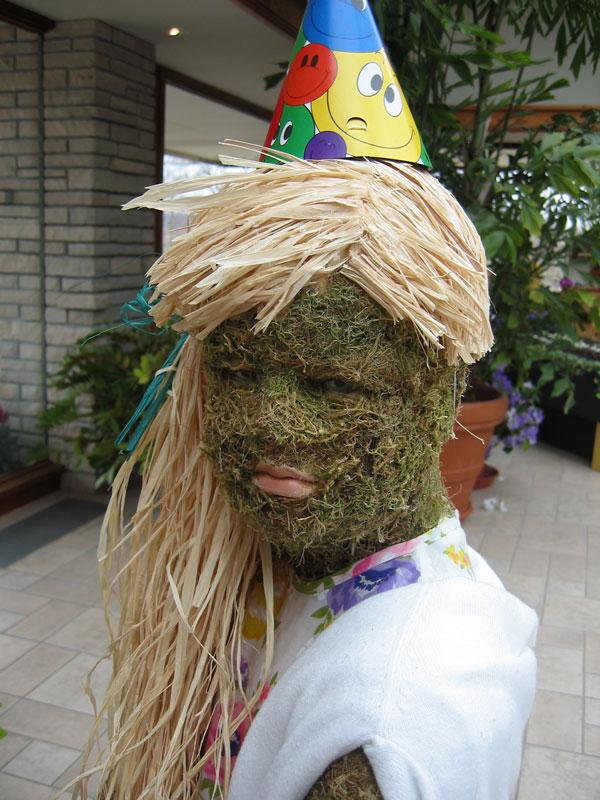 Moss girl.