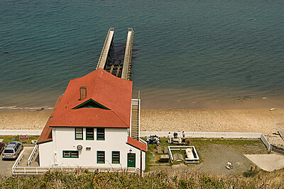 Life boat station
