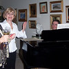 New Year's Eve - Jamming with Atty. Marcia Metzgers and Mrs. Phyllis Greenstein.