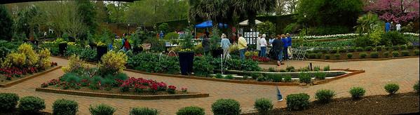 Riverbanks Botanical Garden - Spring