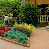 Another three panel panorama of Riverbanks Zoo Botanical Garden.