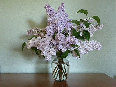 Sideboard flowers