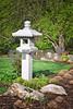 Spirit house Asian garden