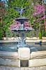 Roney Fountain, Duke Gardens