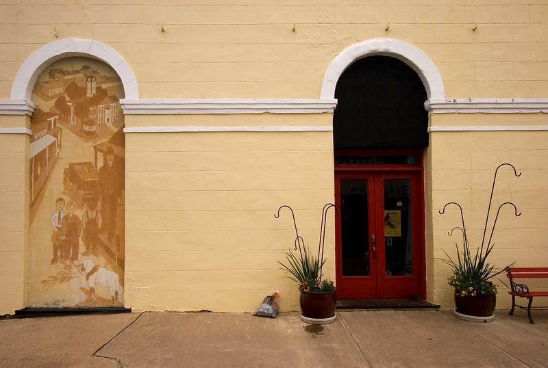 Wall, Brenham, TX