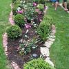 6/28/08 - Chris Poppe's garden - front garden