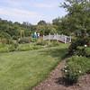 A bridge to more gardens