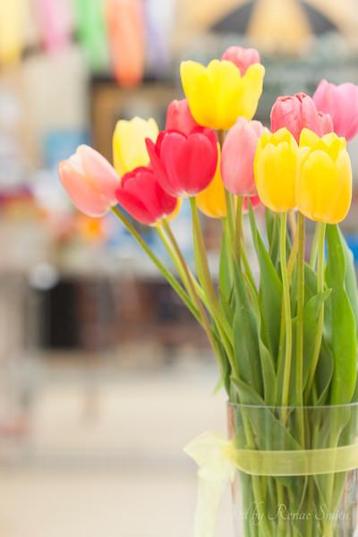 Dabbling in Tulips