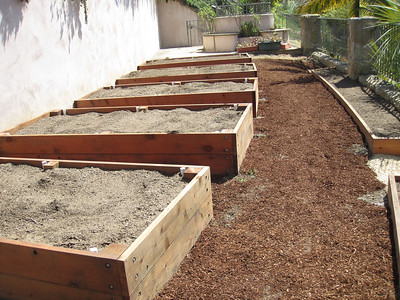 April 2012: ready to plant vegetables!