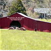 Welcome to the third edition of the 2009 season of Botanical Bliss. The red barn pictured here is located along Hwy 321 heading toward Townsend in Walland Gap.  I've always admired it and finally took the time to photograph it.<br /> There is no place good to pull off so I had to get creative! :-)  Peak wildflower season is upon us at this time.<br /> The Spring wildflower pilgrimage was held this weekend.