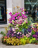 Flowered storefront