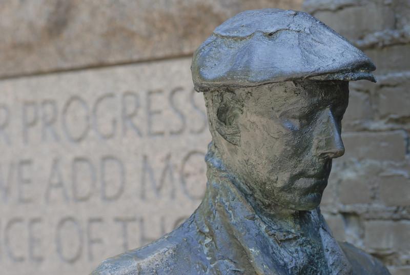 Bread Line - FDR Monument, DC