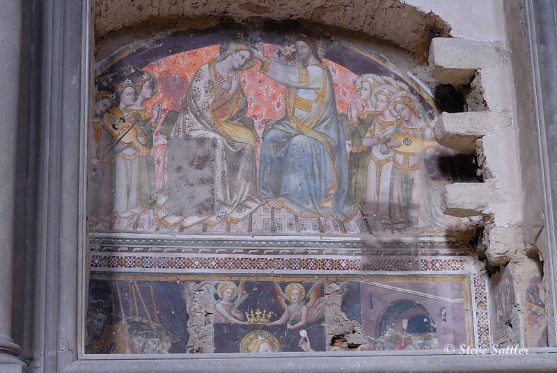 Fresco - Sorrento, Italy
