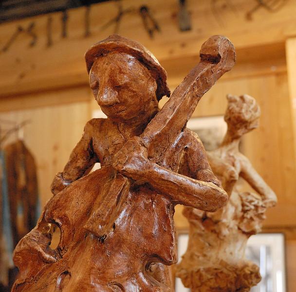 Wood Carving - Door County Wisconsin