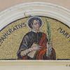 Mosaic - Town of Marini, Italy