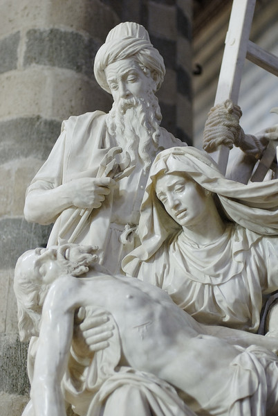 Church Sculpture - Paris