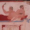 Wall Painting - Paestum, Italy