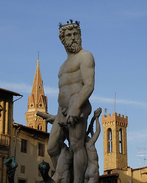 Piazza - Florence, Italy
