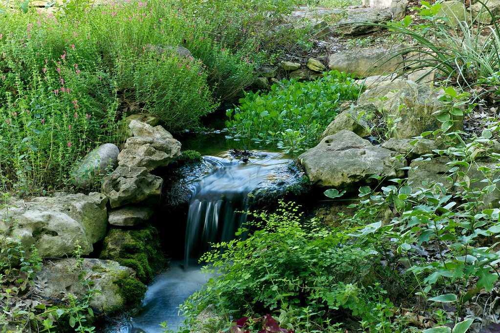Waterfall<br /> Pledger Stream