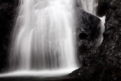 Basin Falls 3, Uvas Canyon County Park, 2010