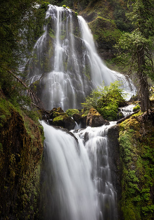 Falls Creek Falls, Oregon