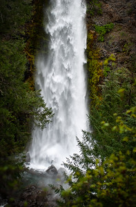 Mill Creek Falls, Prospect, Oregon, 2002