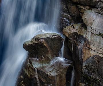 Nooksack Falls, N. Cascades