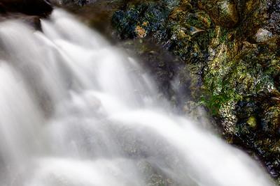 Basin Falls 4, Uvas Canyon County Park, 2010