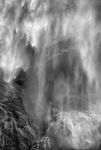 Bridalvale Falls 3, Yosemite