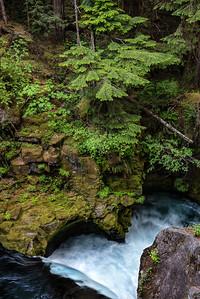 North Umpqua Canyon, Oregon