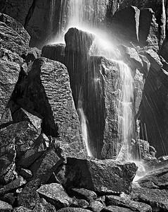 Moonlight Falls, Sabrina Basin