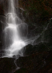 Black Rock Falls 1, Uvas Canyon County Park, 2010