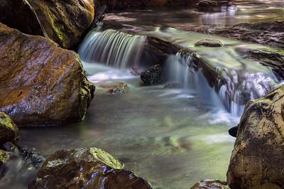 Purisima Creek Falls