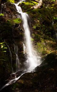 Black Rock Falls 3, Uvas Canyon County Park, 2010