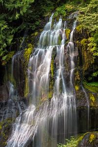 Panther Creek Falls, Oregon