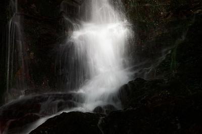 Black Rock Falls 2, Uvas Canyon County Park, 2010