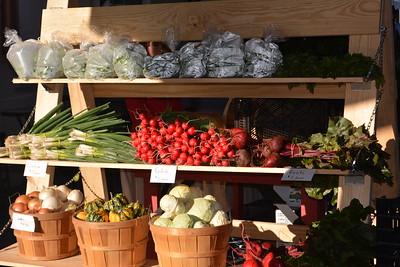 Floyd Farmers Market, 16 Sep 2017